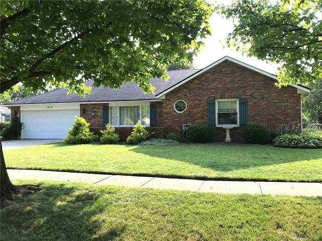 1313 Wilhelmina Drive, Vandalia, OH 45377 (MLS #845704) :: Bella Realty Group