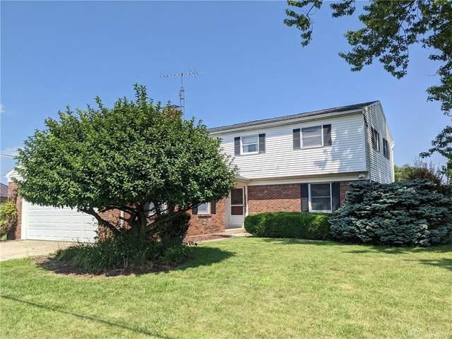 25 Greenmoor Drive, Arcanum, OH 45304 (MLS #845705) :: Bella Realty Group
