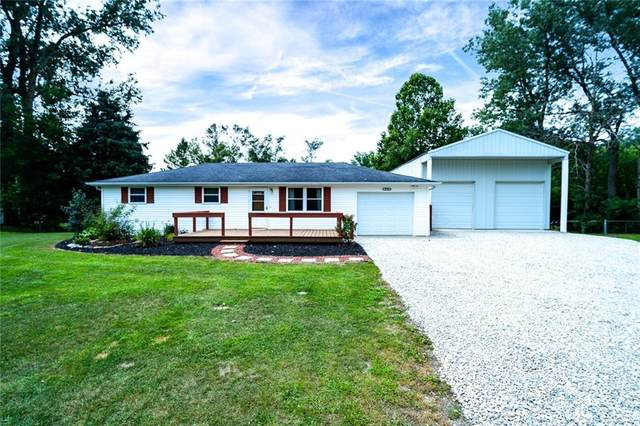 3728 West Drive, Greenville, OH 45331 (MLS #845707) :: The Gene Group