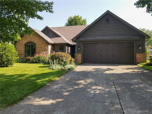 4470 Erica Court, Sugarcreek Township, OH 45440 (MLS #845733) :: The Gene Group