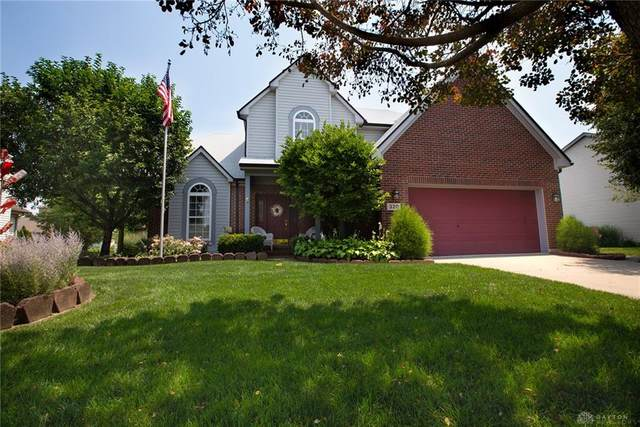 320 Springmill Drive, Springboro, OH 45066 (#845756) :: Century 21 Thacker & Associates, Inc.
