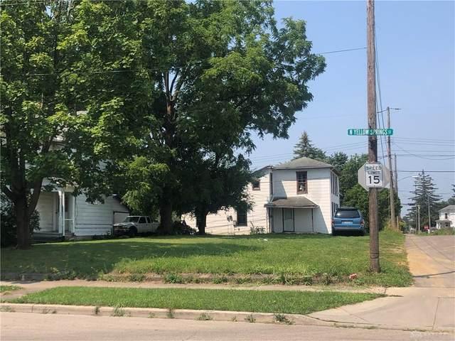 327 N Yellow Springs Street, Springfield, OH 45504 (MLS #845765) :: The Gene Group
