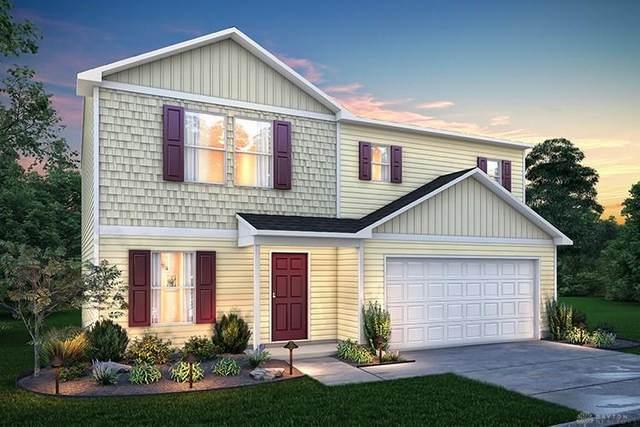 823 Marshall Drive, Xenia, OH 45385 (#845781) :: Century 21 Thacker & Associates, Inc.