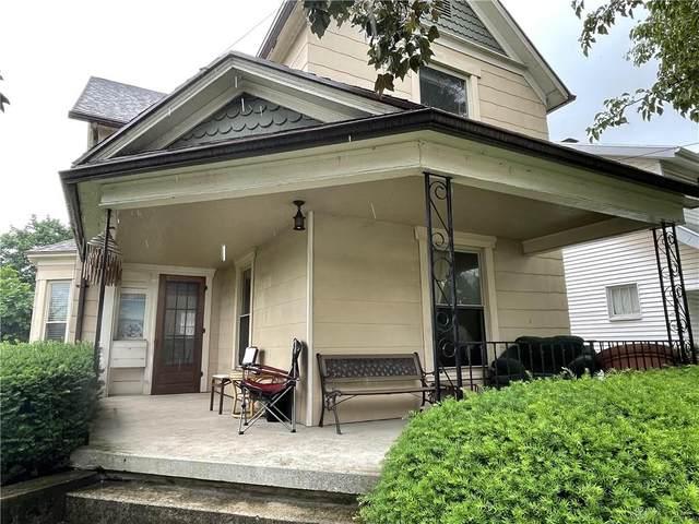 106 W Main Street, Trotwood, OH 45426 (#845784) :: Century 21 Thacker & Associates, Inc.