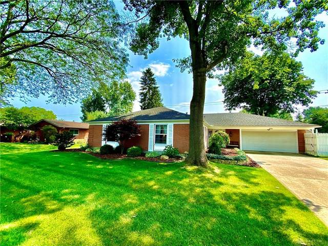 2252 E Whipp Road, Kettering, OH 45440 (MLS #845803) :: Bella Realty Group