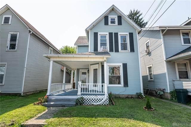 205 N Bechtle Avenue, Springfield, OH 45504 (MLS #845809) :: The Gene Group