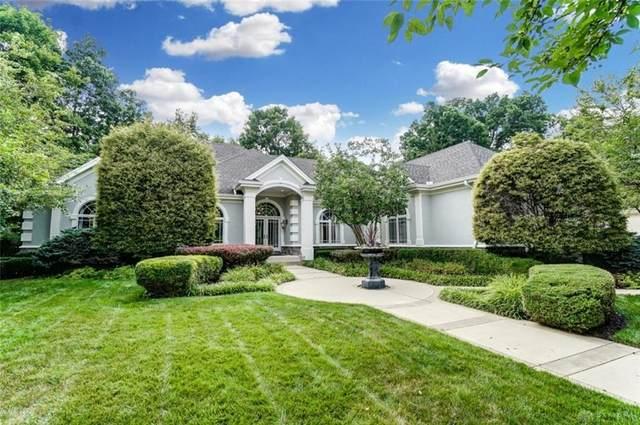 3981 Sable Ridge Drive, Bellbrook, OH 45305 (#845821) :: Century 21 Thacker & Associates, Inc.