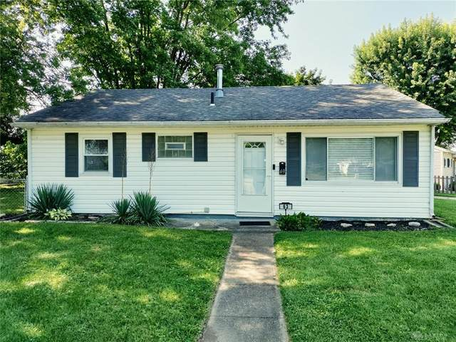 63 Dellwood Drive, Fairborn, OH 45324 (MLS #845848) :: The Gene Group