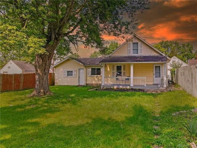 2933 Kingston Avenue, Dayton, OH 45420 (MLS #845865) :: Bella Realty Group