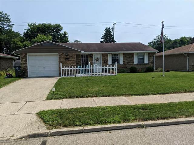 1423 Saratoga Drive, Troy, OH 45373 (MLS #845875) :: The Gene Group