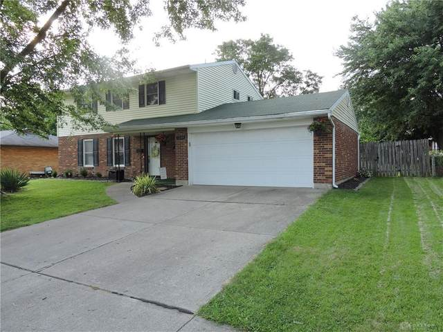 7219 Sancroft Drive, Huber Heights, OH 45424 (MLS #845902) :: The Gene Group