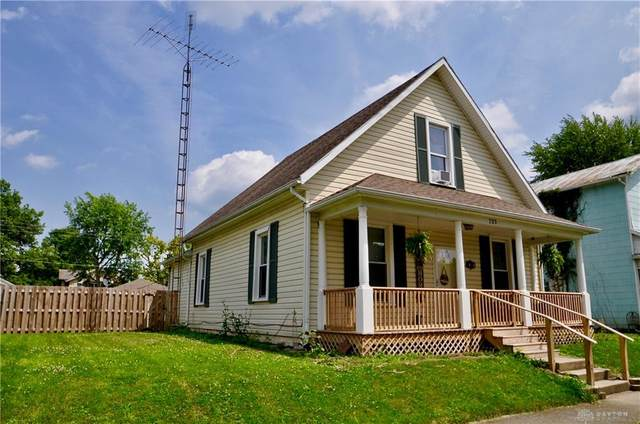205 Euclid Avenue, Greenville, OH 45331 (MLS #845937) :: The Gene Group