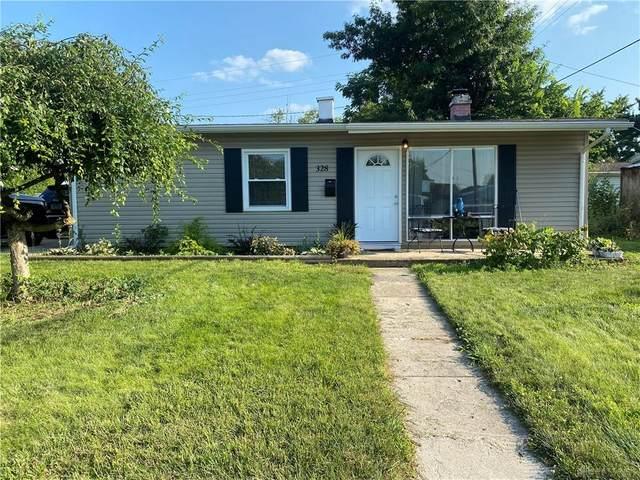 328 Rawson Drive, New Carlisle, OH 45344 (MLS #845959) :: Bella Realty Group