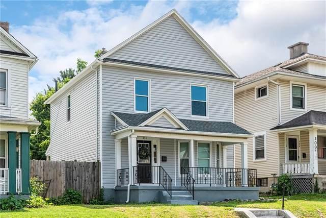 234 Edgar Avenue, Dayton, OH 45410 (#845968) :: Century 21 Thacker & Associates, Inc.