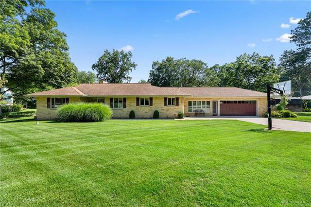 4829 Forest Drive, Springfield, OH 45506 (MLS #845988) :: The Gene Group