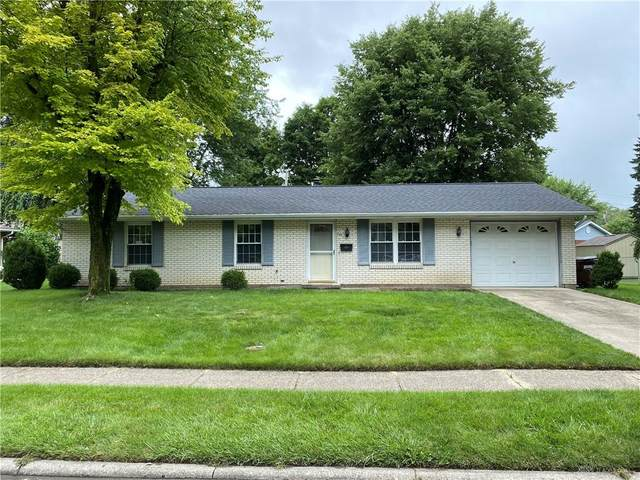 716 Marshall Drive, Xenia, OH 45385 (MLS #846005) :: The Westheimer Group