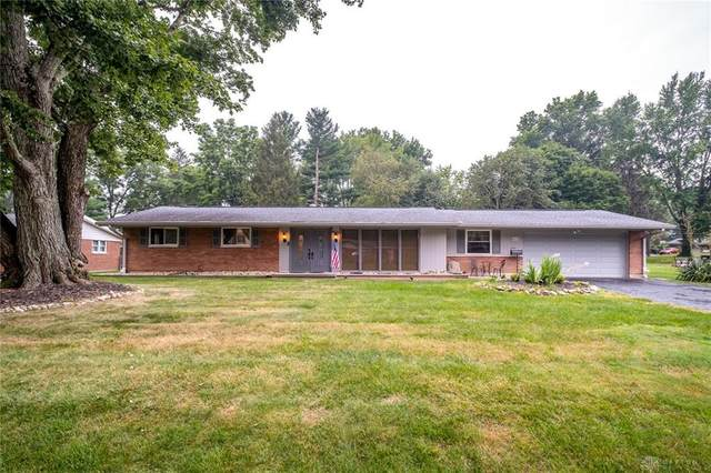 4115 Eckworth Drive, Bellbrook, OH 45305 (MLS #846067) :: Bella Realty Group