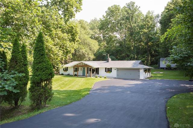 4374 Poplar Creek Road, Vandalia, OH 45377 (MLS #846069) :: Bella Realty Group