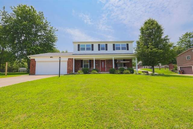 7081 Kirkcaldy Drive, West Chester, OH 45069 (MLS #846073) :: The Gene Group