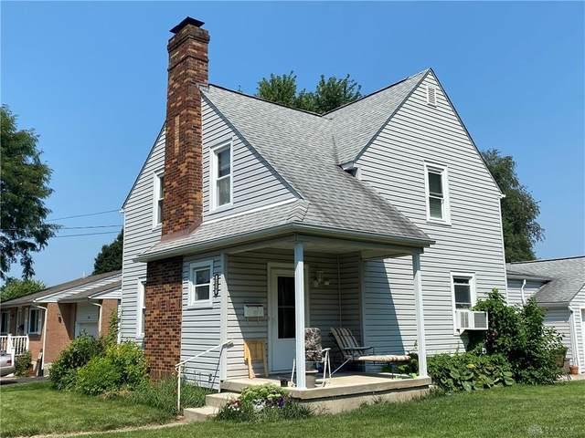 254 Hayes Avenue, Xenia, OH 45385 (#846123) :: Century 21 Thacker & Associates, Inc.