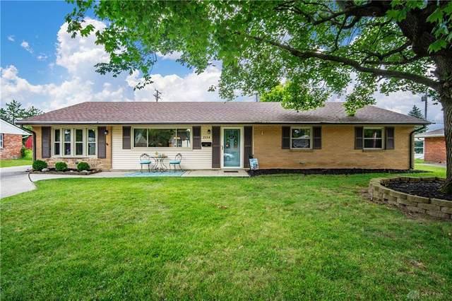 2334 Broadmoor Drive, Kettering, OH 45419 (MLS #846127) :: The Westheimer Group