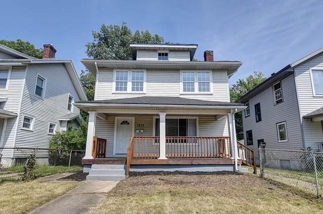 1222 Catalpa Drive, Dayton, OH 45402 (MLS #846140) :: Bella Realty Group