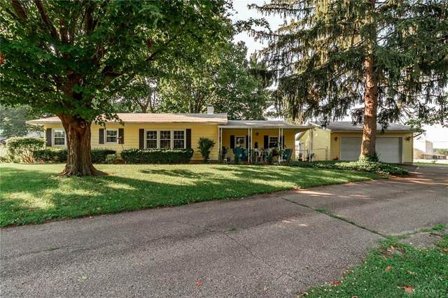 1242 Holly Drive, Springfield, OH 45504 (MLS #846146) :: Bella Realty Group