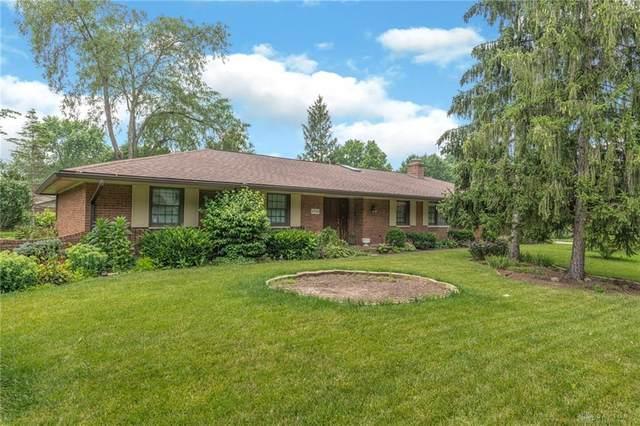 1710 Ambridge Road, Dayton, OH 45459 (MLS #846149) :: Bella Realty Group