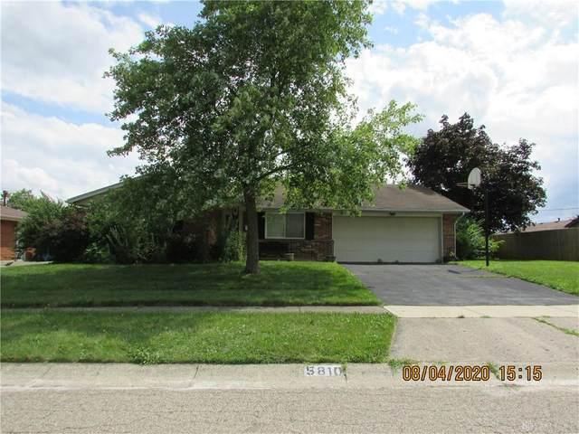 5810 Corlett Court, Huber Heights, OH 45424 (#846153) :: Century 21 Thacker & Associates, Inc.