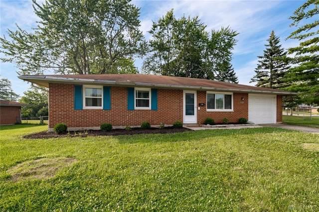 120 Lodestone Drive, Englewood, OH 45322 (MLS #846159) :: The Gene Group