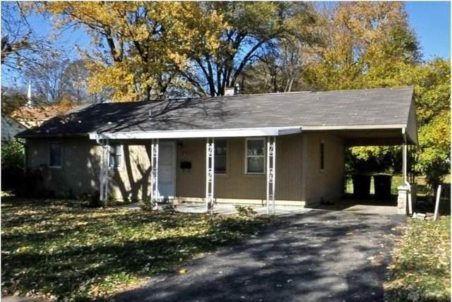 3951 Nicholas Road, Dayton, OH 45417 (MLS #846165) :: Bella Realty Group