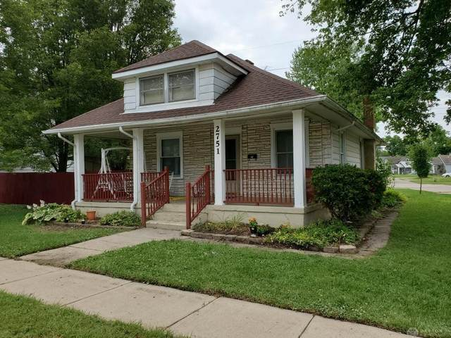 2751 Rushland Drive, Kettering, OH 45419 (MLS #846176) :: Bella Realty Group