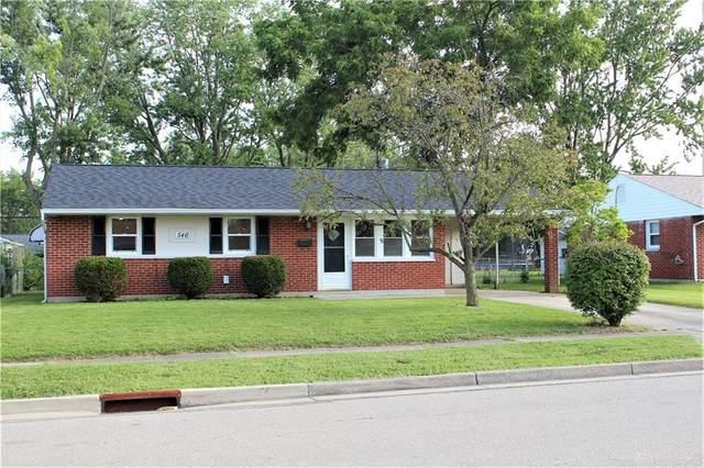 546 Vista Avenue, Vandalia, OH 45377 (MLS #846181) :: Bella Realty Group