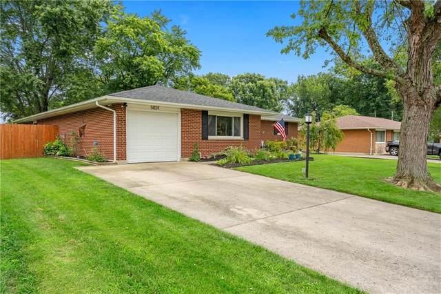 5824 Woodville Drive, Dayton, OH 45414 (MLS #846195) :: Bella Realty Group