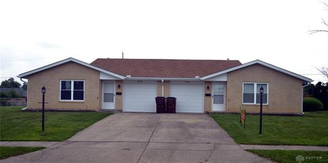 5460 Bromwick Drive, Trotwood, OH 45426 (MLS #846215) :: The Gene Group
