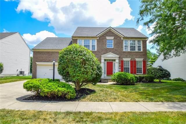 180 Ballard Drive, Springboro, OH 45066 (MLS #846229) :: The Westheimer Group