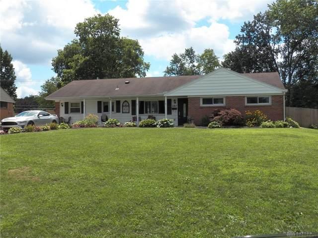180 Blackstone Drive, Washington TWP, OH 45459 (MLS #846230) :: The Westheimer Group