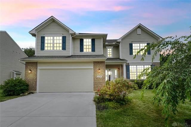 1156 Sarah Freeman Drive, Centerville, OH 45458 (MLS #846294) :: The Westheimer Group