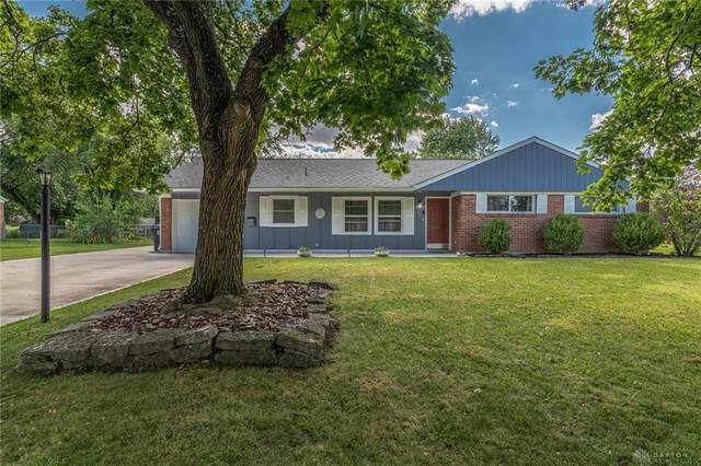 72 Goldengate Drive, Centerville, OH 45459 (MLS #846301) :: The Westheimer Group