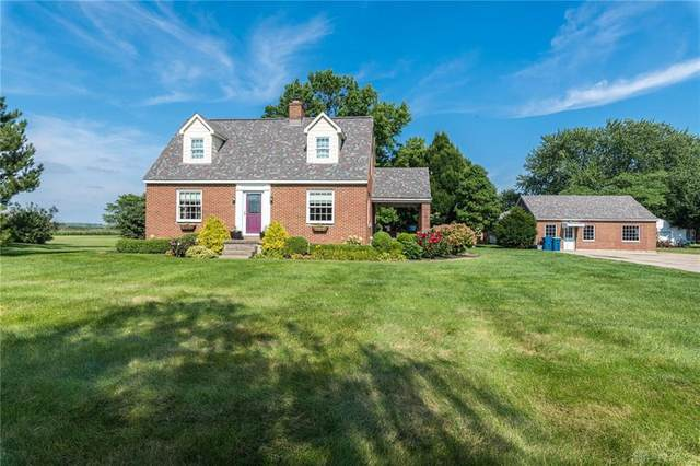 11312 Dayton Greenville Pike, Clay Twp, OH 45309 (MLS #846350) :: The Gene Group