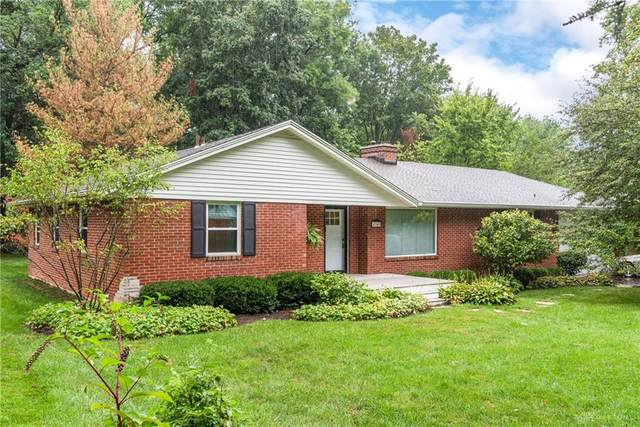 4240 Wood Acre Drive, Bellbrook, OH 45305 (MLS #846381) :: The Gene Group