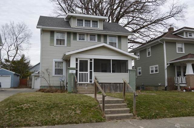 116 Roosevelt Drive, Springfield, OH 45504 (MLS #846443) :: Bella Realty Group