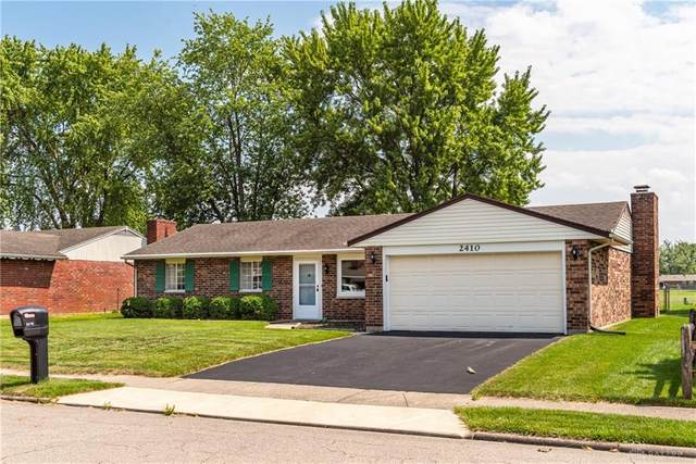 2410 Waterford Drive, Troy, OH 45373 (MLS #846466) :: The Gene Group