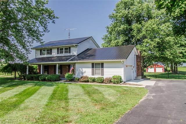 3566 Us Route 127, Greenville, OH 45331 (MLS #846565) :: The Gene Group