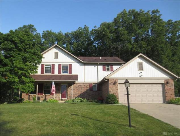 7690 Tortuga Drive, Butler Township, OH 45414 (MLS #846594) :: The Gene Group