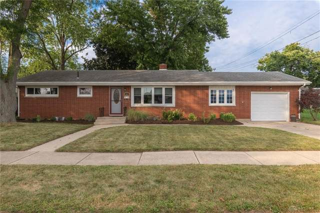 23 Dronfield Road, Troy, OH 45373 (MLS #846714) :: The Gene Group