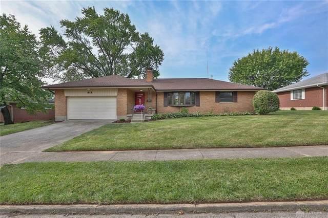 812 Larriwood Avenue, Kettering, OH 45429 (MLS #846784) :: The Westheimer Group