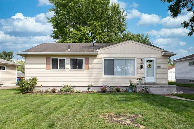 268 Chesterfield Circle, Dayton, OH 45431 (MLS #847009) :: The Gene Group