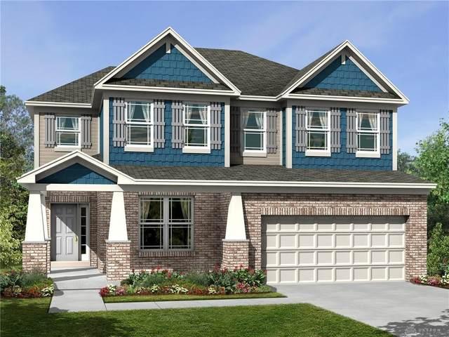 719 Newton Drive #56, Beavercreek Township, OH 45434 (MLS #847031) :: Bella Realty Group