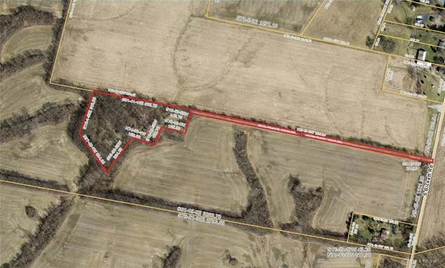 471 S Bickett Road, Xenia Twp, OH 45385 (MLS #847278) :: Bella Realty Group